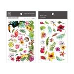 Miccudo 프린트-온 스티커 Ver.2 (17. Tropical)