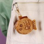 갓샵 붕어빵 동전지갑 키링 에어팟 케이스 파우치