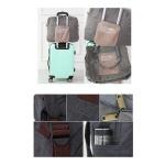 쿡리빙 폴딩백팩 대용량 접이식가방 수납가방 S03516