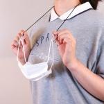 마스크목걸이 줄 2type 마스크분실방지 스트랩 끈조절