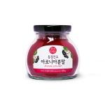 [국내산무농약] 퓨어프레스 빨간 자줏빛 분말 가루