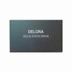 DELORA 고성능 SSD 하드디스크 D2 120GB (3D NAND / SATA3 / 컨트롤러 SMI2258XT)