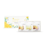 면역력에 좋은 꽃차 나비티백 3종(메,목,국)+쇼핑백