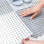 건식 화장실 매트 욕실 미끄럼방지 발판 깔판 바닥