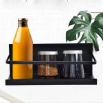 [갓샵 마그네틱자석 선반 부착형] 냉장고옆 수납 사이드거치대 아이디어상품