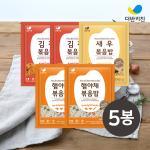 [더반치킨] 햄야채2+김치2+새우1