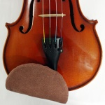 바이올린 센터형 턱받침 핸드메이드 커버 No20