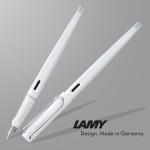 (LM015)라미 Joy15 화이트 만년필(1.5mm)