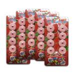 휘파람캔디 딸기맛2+포도맛2 추억의캔디