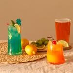 비어 앤 칵테일 글라스 4종 모음 - 유리 맥주 컵