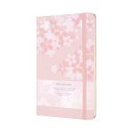 몰스킨 [20벚꽃]다크 핑크/룰드 L