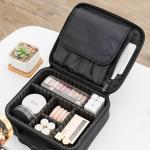 여행용 방수 화장품 메이크업 파우치