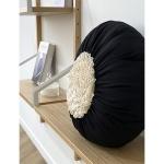 [CONZ] 바닐라블랙 호박 쿠션 50cm