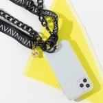 반디 스트랩 폰 케이스 리본체인VS-C01 아이폰 갤럭시