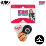 Kong 에어 독 스포츠볼 소 (ABS3) 3P (랜덤발송)