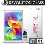 레볼루션글라스0.4T 강화유리필름 갤럭시탭S 8.4 WiFi