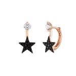 14K 스타 시그널 귀걸이