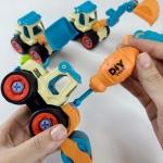 DIY 중장비만들기 / 공구놀이장난감