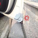 자동차 문 모서리 문콕 방지 보호대 세트 더쎈 쉴드콕