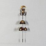 엔틱메탈 왕눈 부엉이 3벨 문종 도어벨