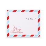 심플 엽서 크리스마스 카드