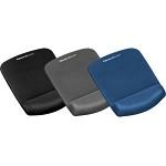 플러쉬터치 손목보호 마우스패드 (블랙/블루/그레이)(92520)(92873)(92522)