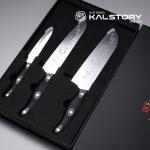 칼스토리 원나이프 3종 칼세트 (식도+슬라이서+과도)