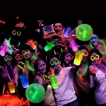 인싸템 클럽 파티 콘서트 용품 안경 MC062 하트프레임