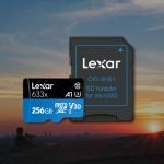 렉사 정품 MicroSD카드 633배속 256GB