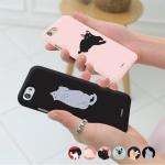 [아이폰8] 마이캣 소프트 젤리 케이스