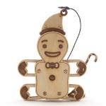 크리스마스 눈사람 (WDT190401)우드토이 3D 목재퍼즐