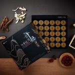 녹용단 블랙라벨 30환 (선물박스+쇼핑백)