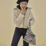 [펀프롬펀]Eco fur bag_cheetah