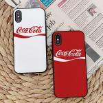 아이폰8플러스 코카콜라 카드케이스