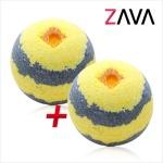 자바(ZAVA) 천연 거품 입욕제 - 12.러브허니 1+1