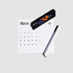 2019 Month Planner / 달력 겸 월별 계획표