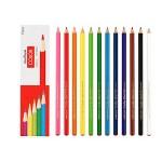 애니메이션색연필 문화연필 1더즌 KPI 색연필 낱색 12개입 목색연필 전문가용색연필 문화색연필