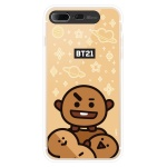 BT21 iPhone8 Plus /7 Plus 슈키 미러 라이팅 케이스 (Hybrid)
