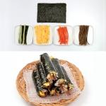 반찬댁 꼬마깁밥 10개 키트