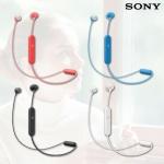 [소니e] WI-C300 / 캐주얼 무선 이어폰