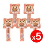 캐티맨 롤리팝 캔디 소고기 & 게살 X 5개 고양이간식