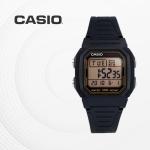 카시오 군인 군용 전자 빈티지 손목시계 W-800HG-9A