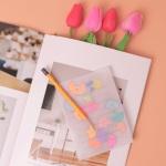 카네이션 투명엽서 만들기 패키지 DIY (5인용)