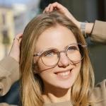 KARIS RT 5017 C3 남녀공용 블루라이트 차단 안경