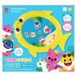 [아이넷] 핑크퐁 아기상어 워터매트_해변의 아기상어