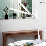 독립 듀얼 LED스탠드+클램프 LLS-DC08