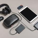 ZIPIT집잇 대용량 디지털케이스 카본박스