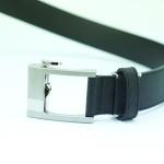 [톰벨라] 프리미엄 기능 남성벨트 - 블랙 / TA-TCA-032