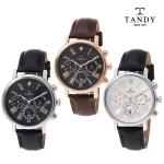 탠디 TANDY 프린스 다이아몬드 시계 T-1901