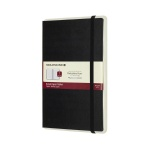 몰스킨 페이퍼 태블릿 룰드/블랙 하드(노트만발송)(스마트펜전용노트)